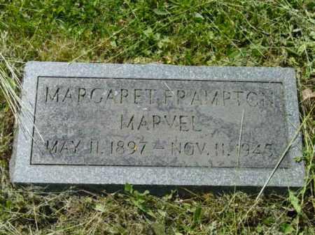 MARVEL, MARGARET - Talbot County, Maryland | MARGARET MARVEL - Maryland Gravestone Photos