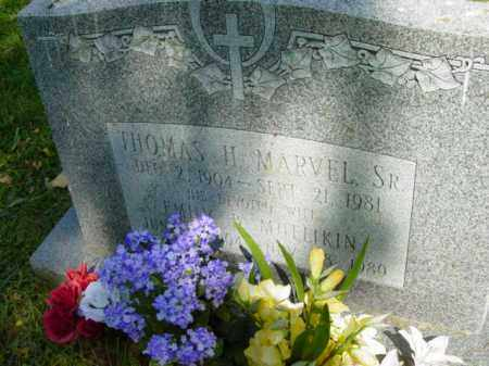 MULLIKIN MARVEL, EMILY B. - Talbot County, Maryland | EMILY B. MULLIKIN MARVEL - Maryland Gravestone Photos