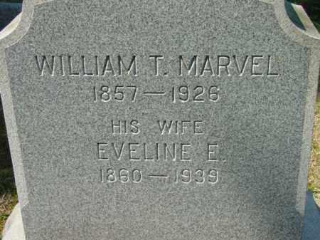 MARVEL, EVELINE E. - Talbot County, Maryland | EVELINE E. MARVEL - Maryland Gravestone Photos