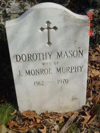 MASON, DOROTHY - Talbot County, Maryland | DOROTHY MASON - Maryland Gravestone Photos