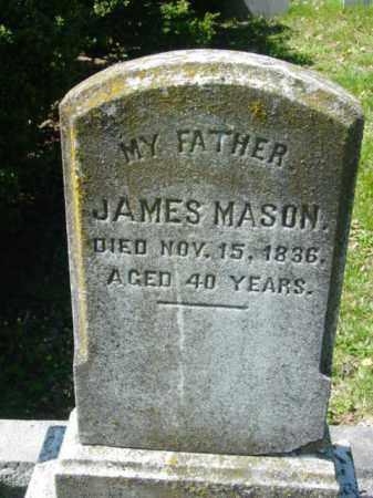MASON, JAMES - Talbot County, Maryland | JAMES MASON - Maryland Gravestone Photos