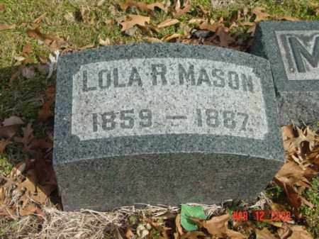 MASON, LOLA R. - Talbot County, Maryland | LOLA R. MASON - Maryland Gravestone Photos