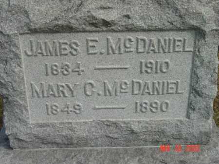 MCDANIEL, MARY C. - Talbot County, Maryland | MARY C. MCDANIEL - Maryland Gravestone Photos