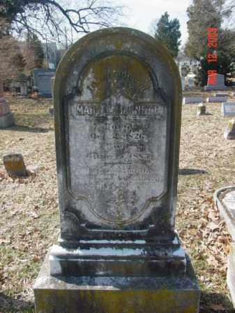 MCKNETT, MARY - Talbot County, Maryland | MARY MCKNETT - Maryland Gravestone Photos