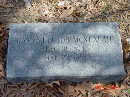 MCNEAL, JAMES HECTOR - Talbot County, Maryland | JAMES HECTOR MCNEAL - Maryland Gravestone Photos