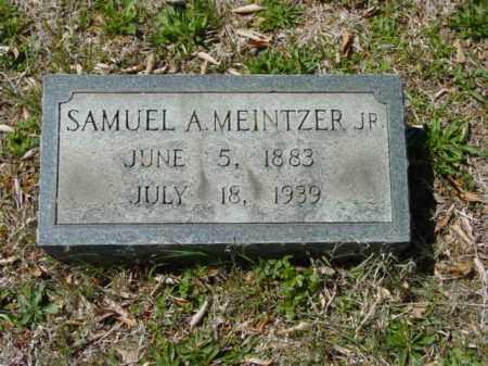 MEINTZER, JR., SAMUEL A. - Talbot County, Maryland | SAMUEL A. MEINTZER, JR. - Maryland Gravestone Photos