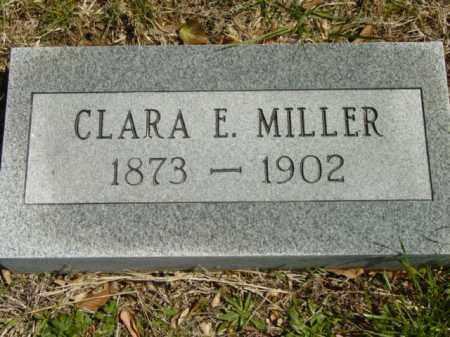 MILLER, CLARA E. - Talbot County, Maryland | CLARA E. MILLER - Maryland Gravestone Photos
