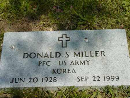 MILLER, DONALD S. - Talbot County, Maryland | DONALD S. MILLER - Maryland Gravestone Photos