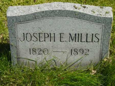 MILLIS, JOSEPH E. - Talbot County, Maryland   JOSEPH E. MILLIS - Maryland Gravestone Photos