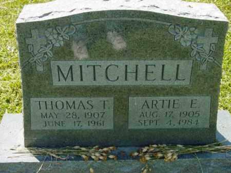 MITCHELL, ARTIE E. - Talbot County, Maryland   ARTIE E. MITCHELL - Maryland Gravestone Photos