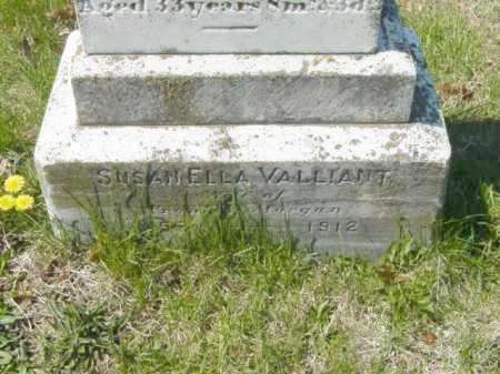 MORGAN, SUSAN ELLA - Talbot County, Maryland | SUSAN ELLA MORGAN - Maryland Gravestone Photos