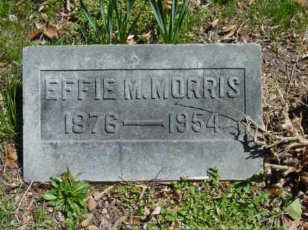 MORRIS, EFFIE M. - Talbot County, Maryland   EFFIE M. MORRIS - Maryland Gravestone Photos