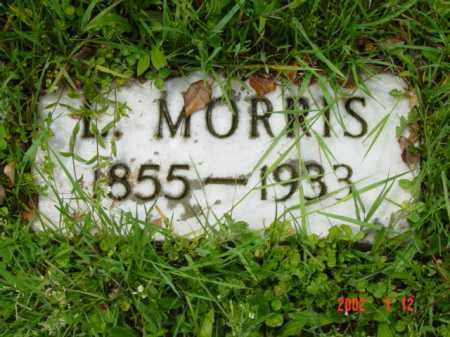 MORRIS, L. - Talbot County, Maryland | L. MORRIS - Maryland Gravestone Photos