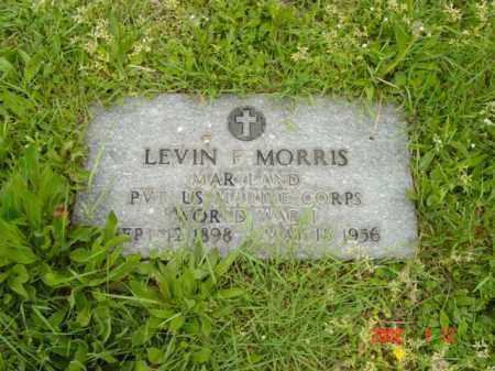 MORRIS, LEVIN F. - Talbot County, Maryland | LEVIN F. MORRIS - Maryland Gravestone Photos