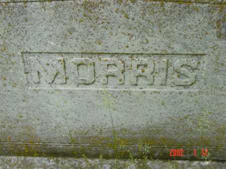 MORRIS, MOUNMENT - Talbot County, Maryland   MOUNMENT MORRIS - Maryland Gravestone Photos