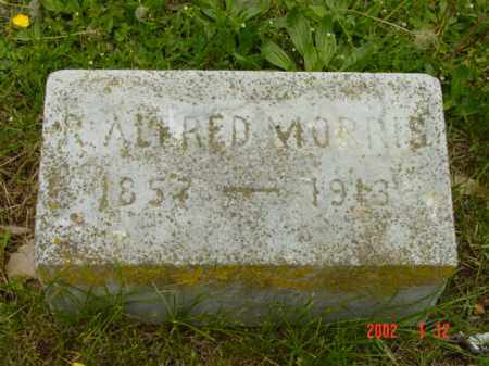 MORRIS, R. ALFRED - Talbot County, Maryland   R. ALFRED MORRIS - Maryland Gravestone Photos