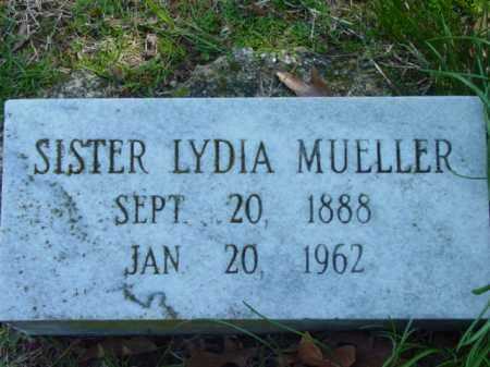 MUELLER, SISTER LYDIA - Talbot County, Maryland | SISTER LYDIA MUELLER - Maryland Gravestone Photos