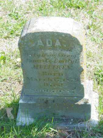 MULLIKIN, ADA - Talbot County, Maryland | ADA MULLIKIN - Maryland Gravestone Photos