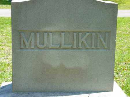MULLIKIN, MONUMENT - Talbot County, Maryland | MONUMENT MULLIKIN - Maryland Gravestone Photos