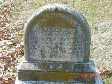 MULLIKIN, REBECCA E. - Talbot County, Maryland | REBECCA E. MULLIKIN - Maryland Gravestone Photos