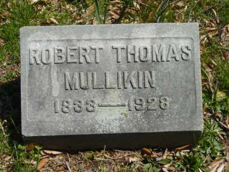 MULLIKIN, ROBERT THOMAS - Talbot County, Maryland | ROBERT THOMAS MULLIKIN - Maryland Gravestone Photos