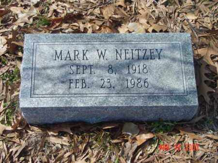 NEITZEY, MARK W. - Talbot County, Maryland   MARK W. NEITZEY - Maryland Gravestone Photos