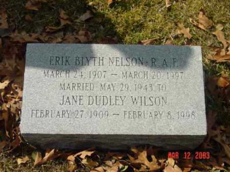 WILSON, JANE DUDLEY - Talbot County, Maryland | JANE DUDLEY WILSON - Maryland Gravestone Photos