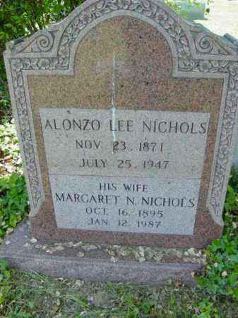 NICHOLS, MARGARET N. - Talbot County, Maryland | MARGARET N. NICHOLS - Maryland Gravestone Photos