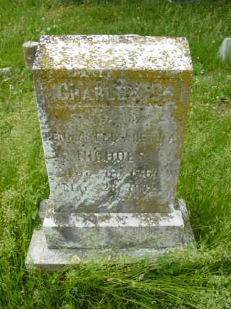 NICHOLS, CHARLES C. - Talbot County, Maryland | CHARLES C. NICHOLS - Maryland Gravestone Photos