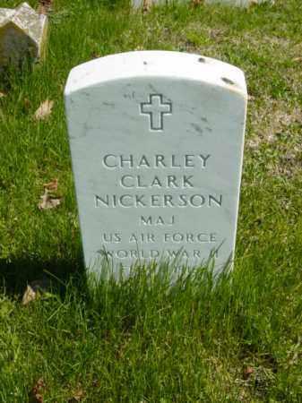 NICKERSON, CHARLEY CLARK - Talbot County, Maryland | CHARLEY CLARK NICKERSON - Maryland Gravestone Photos