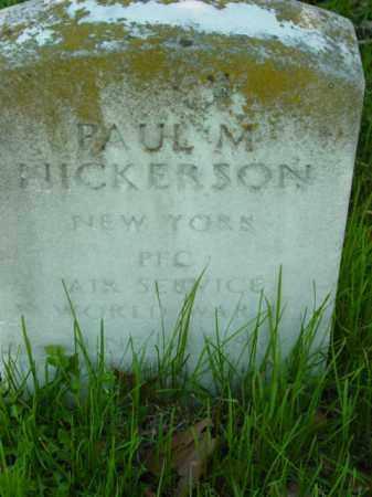 NICKERSON, PAUL M. - Talbot County, Maryland | PAUL M. NICKERSON - Maryland Gravestone Photos