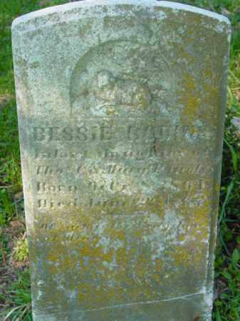 NICOLS, BESSIE B. - Talbot County, Maryland | BESSIE B. NICOLS - Maryland Gravestone Photos