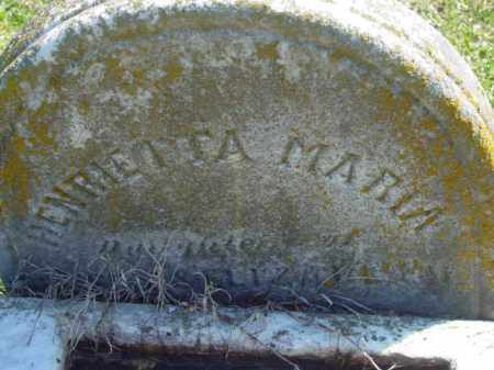 NICOLS, HENRIETTA MARIA - Talbot County, Maryland | HENRIETTA MARIA NICOLS - Maryland Gravestone Photos