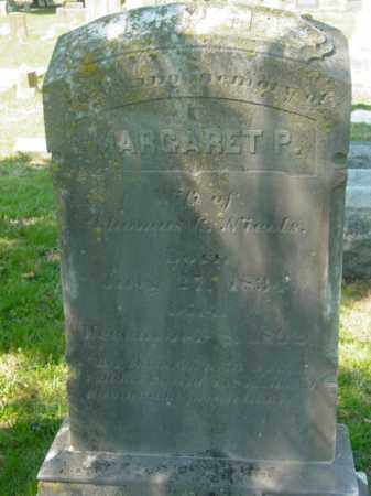 NICOLS, MARGARET P. - Talbot County, Maryland | MARGARET P. NICOLS - Maryland Gravestone Photos