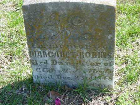 NICOLS, MARGARET ROBINS - Talbot County, Maryland | MARGARET ROBINS NICOLS - Maryland Gravestone Photos