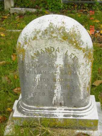 NORRIS, AMANDA LEE - Talbot County, Maryland   AMANDA LEE NORRIS - Maryland Gravestone Photos