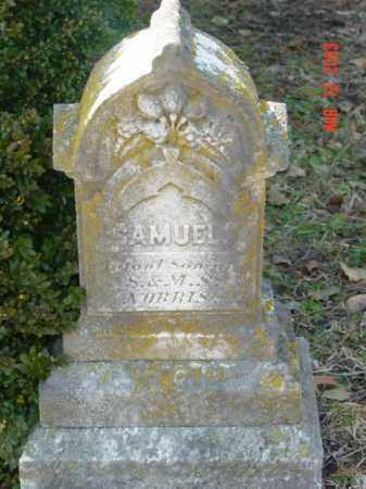 NORRIS, SAMUEL - Talbot County, Maryland | SAMUEL NORRIS - Maryland Gravestone Photos