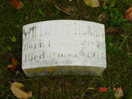 NORRIS, WILLIAM T. - Talbot County, Maryland | WILLIAM T. NORRIS - Maryland Gravestone Photos