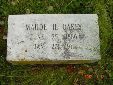 HARDESTY OAKEY, MAUDE H. - Talbot County, Maryland | MAUDE H. HARDESTY OAKEY - Maryland Gravestone Photos