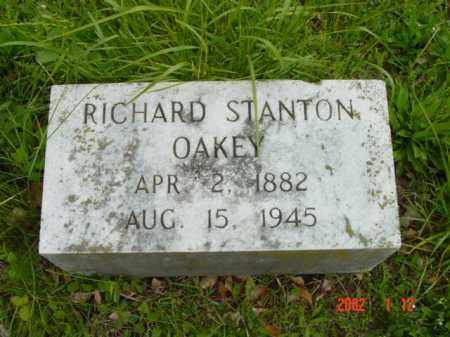 OAKEY, RICHARD STANTON - Talbot County, Maryland   RICHARD STANTON OAKEY - Maryland Gravestone Photos