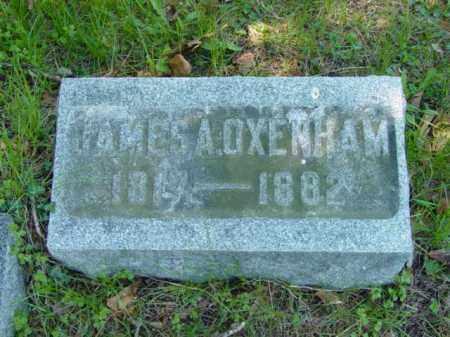 OXENHAM, JAMES A. - Talbot County, Maryland | JAMES A. OXENHAM - Maryland Gravestone Photos