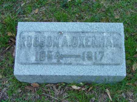OXENHAM, ROBSON A. - Talbot County, Maryland | ROBSON A. OXENHAM - Maryland Gravestone Photos
