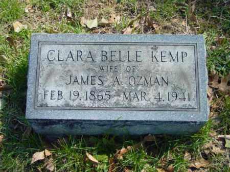 OZMAN, CLARA BELLE - Talbot County, Maryland | CLARA BELLE OZMAN - Maryland Gravestone Photos