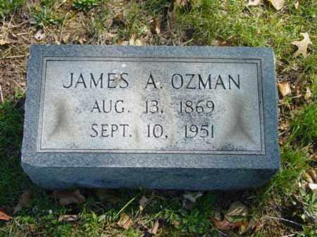 OZMAN, JAMES A. - Talbot County, Maryland   JAMES A. OZMAN - Maryland Gravestone Photos