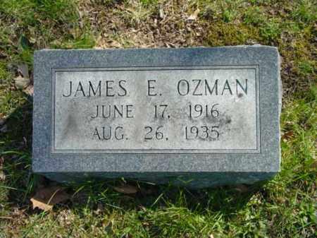 OZMAN, JAMES E. - Talbot County, Maryland   JAMES E. OZMAN - Maryland Gravestone Photos