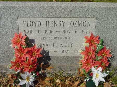KEILY OZMON, EVA C. - Talbot County, Maryland | EVA C. KEILY OZMON - Maryland Gravestone Photos