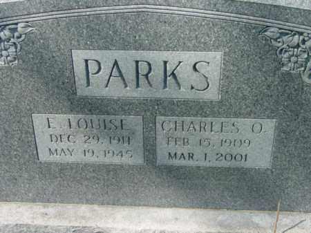 PARKS, CHARLES O. - Talbot County, Maryland | CHARLES O. PARKS - Maryland Gravestone Photos