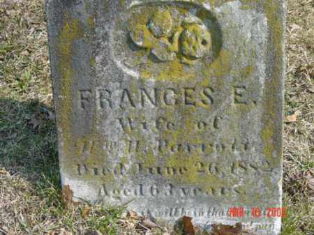 PARROTT, FRANCES E. - Talbot County, Maryland | FRANCES E. PARROTT - Maryland Gravestone Photos