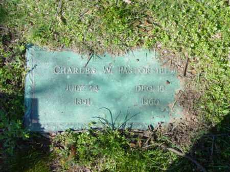 PASTORFIELD, CHARLES W. - Talbot County, Maryland | CHARLES W. PASTORFIELD - Maryland Gravestone Photos