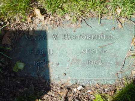PASTORFIELD, MARY V. - Talbot County, Maryland | MARY V. PASTORFIELD - Maryland Gravestone Photos